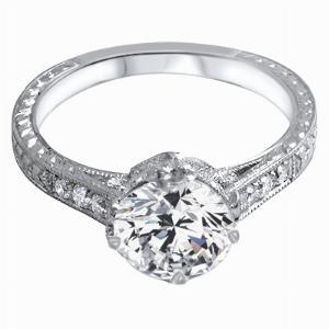 7-brilliant-diamond-antique-platinum-edwardian-engraved-ring